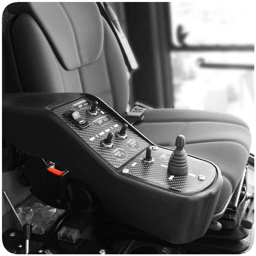 Masina de maturat urbana profesionala S150 Fiorentin EUC4
