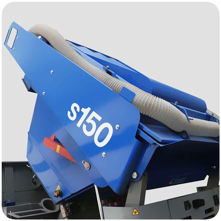 Masina de maturat urbana profesionala S150 Fiorentin EUC5