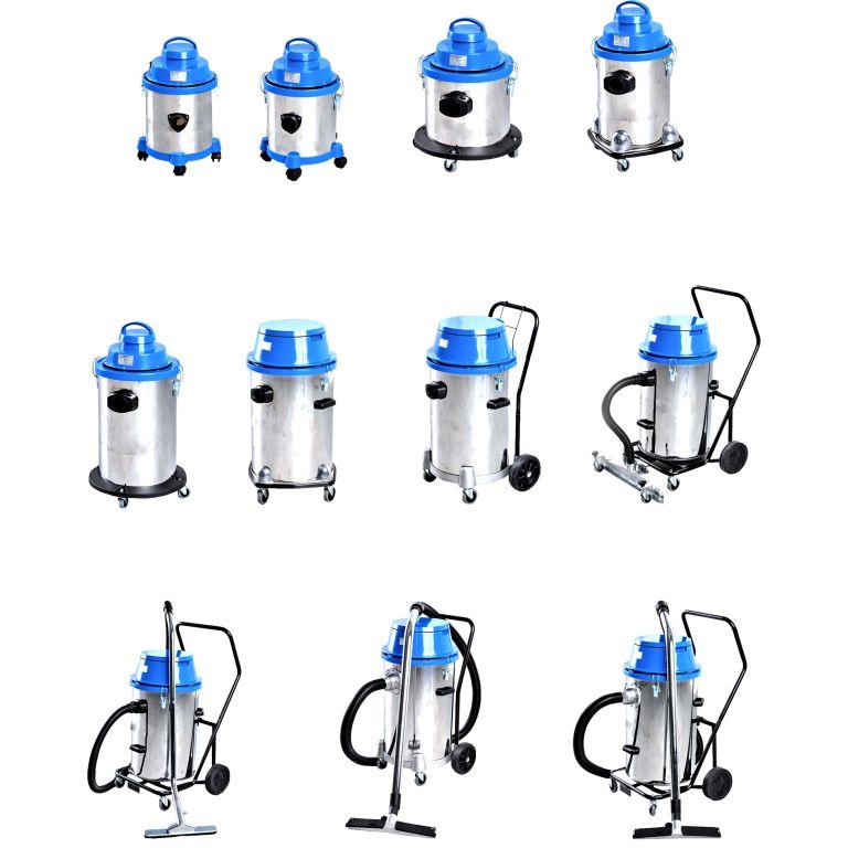 aspiratoare industriale profesionale seria F Fiorentini EUC