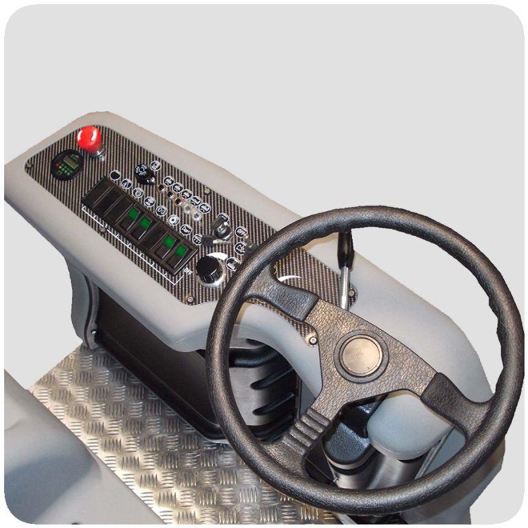 masina de curatat pardoseli icm 42 60 fiorentini euc3