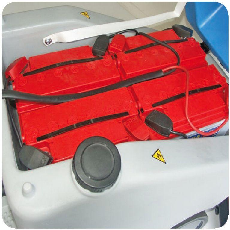 masina de spalat si uscat pardoseli cu om la bord ecosmart fiorentini3