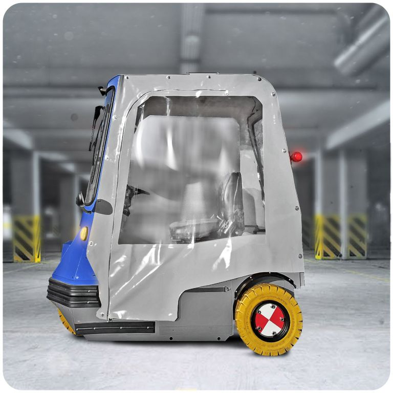 masini pentru tractat lazi containere TX Fiorentini3